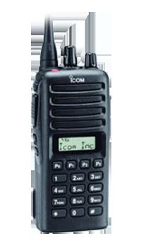 handportabel radiotelefon