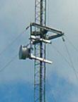 Westéls tjänster - radiolänk