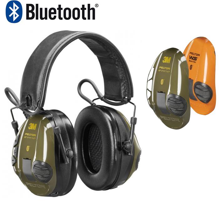 Toppen Peltor SportTac Jakt WS Bluetooth-hörselskydd - Westél VB-25