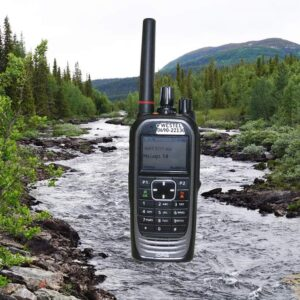 V-com V45 66-88 MHz Svart - Westél